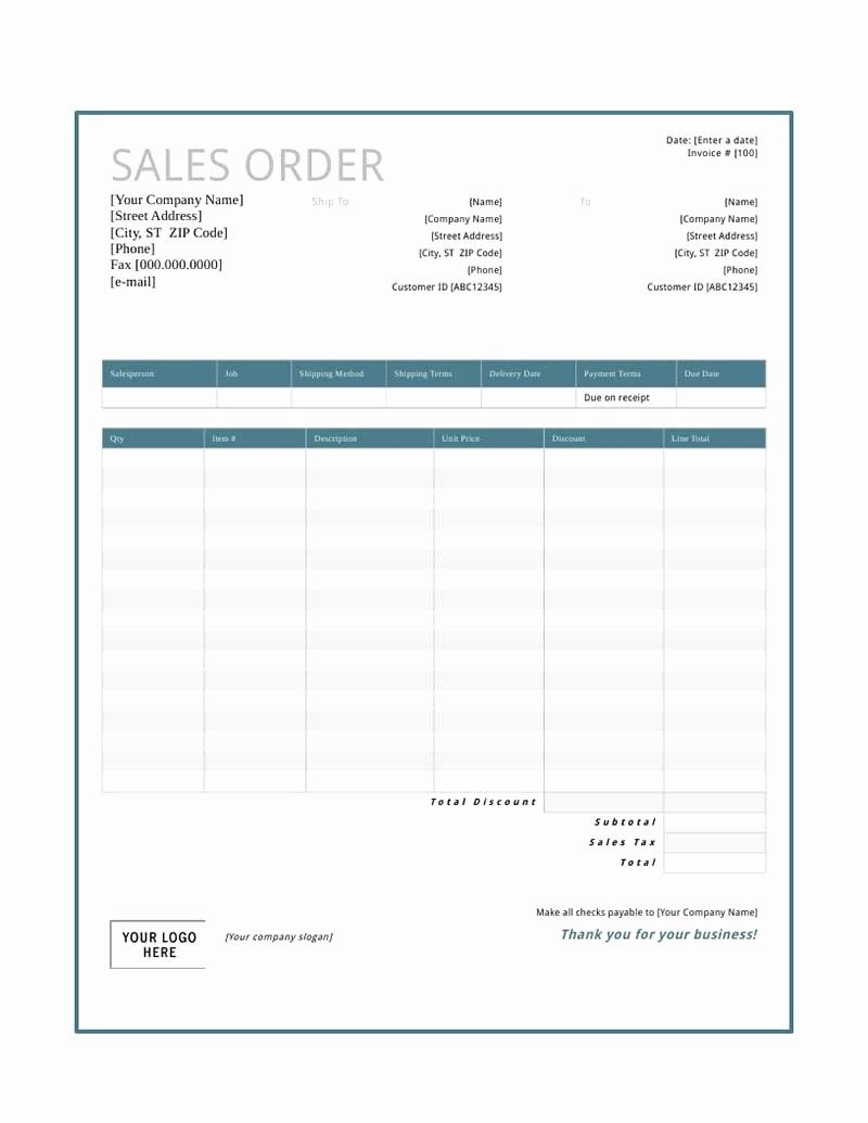Sales Order Form Templates Free Awesome Pin Sales Event Template Excel On Pinterest Order Form Template Free Order Form Template Templates Free Download