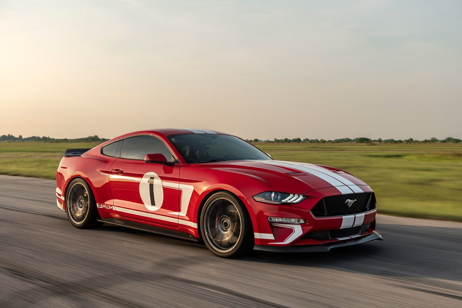2018 Ford Mustang Gt 800 Hp Hennessey Heritage Edition Mustang Gt Faster Than Shelby Roush Saleen 119 500 00 119 Ford Mustang Gt Mustang Tuning Hennessey