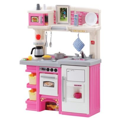 Step 2 Create Play Kitchen Pink