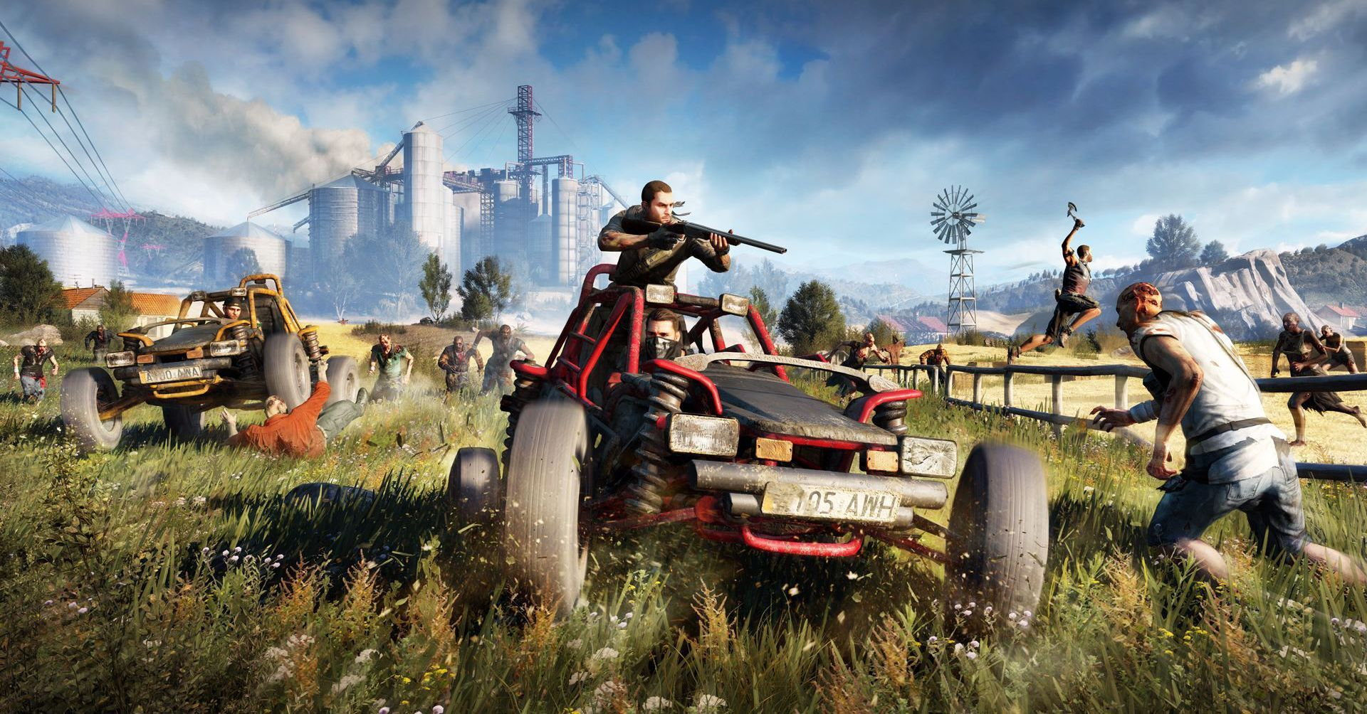 17 Best CoOp Games for PC & Consoles (Xbox One, PS4