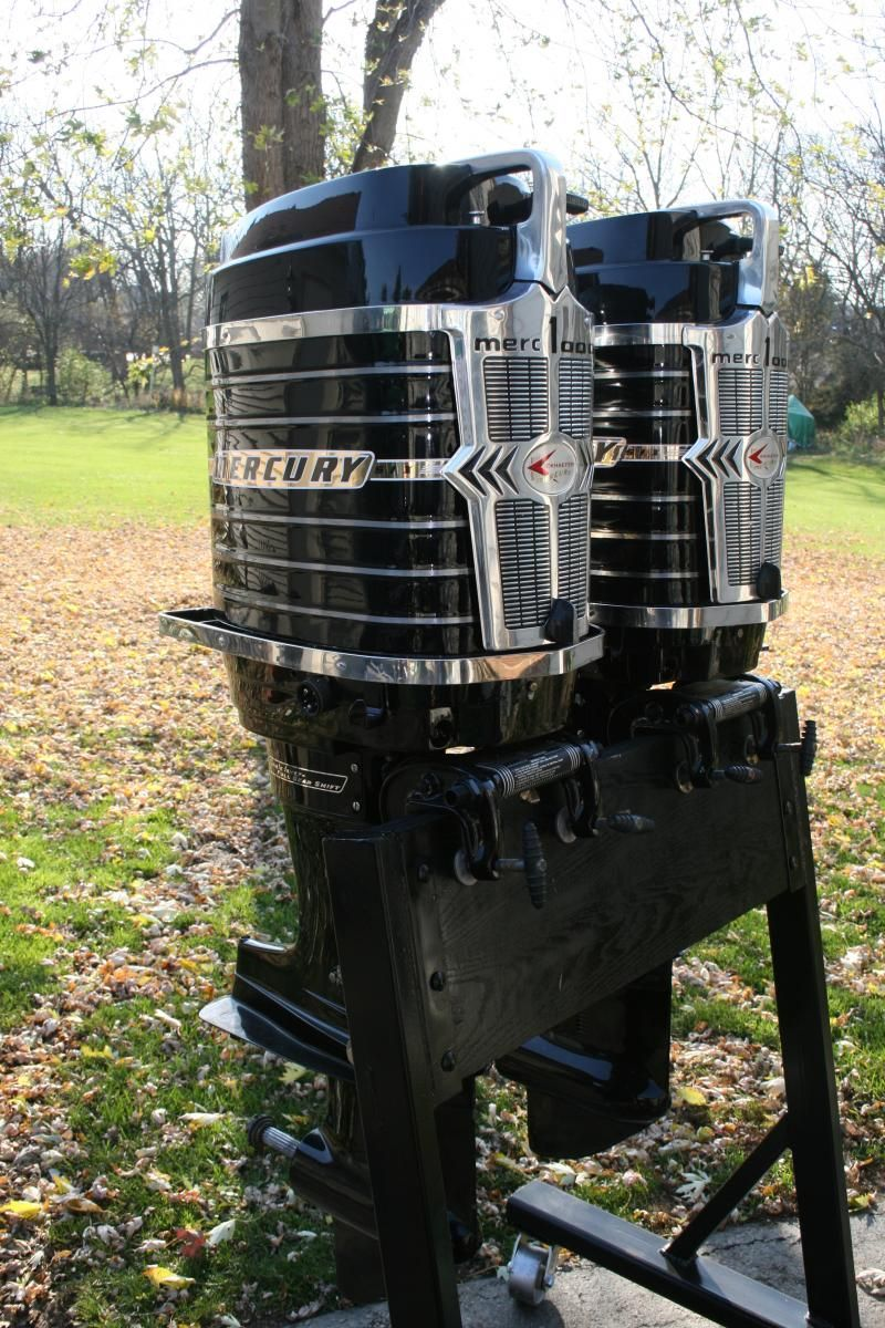 Classic mercury outboards home vintage outboards for Classic motors for sale