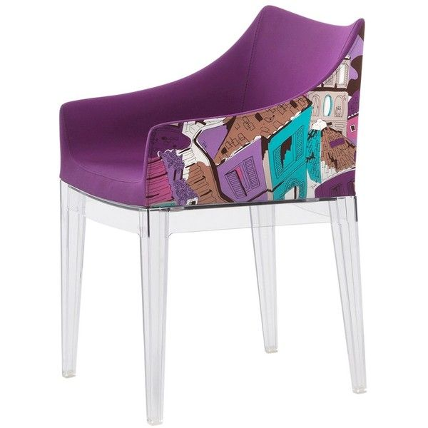 KARTELL Rome Madame World Of Emilio Pucci Chair