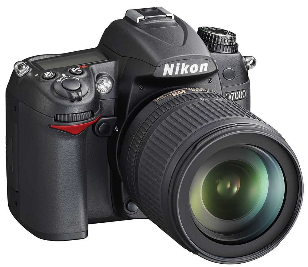 Nikon D7000 (I got into photography by purchasing my brother in-laws ...