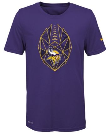 Nike Minnesota Vikings Football Icon T-Shirt ba95cdcfd