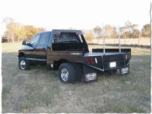 Bradford Built Spear Truck Beds W Two Hay Spears Truck Bed Trucks Cool Trucks