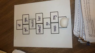 Sight word hopscotch directions adapted from another sight create sight word hopscotch directions adapted from another sight create a blank hopscotch worksheet write sight words in the squares ibookread Download
