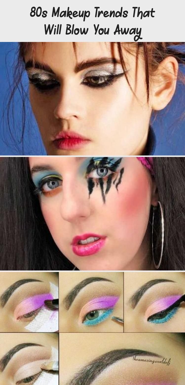 Photo of 80s Makeup Trends That Will Blow You Away – Make-Up