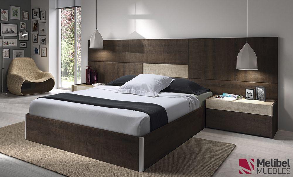 Armarios a medida fabricaci n de mobiliario moderno for Dormitorios matrimonio juveniles modernos