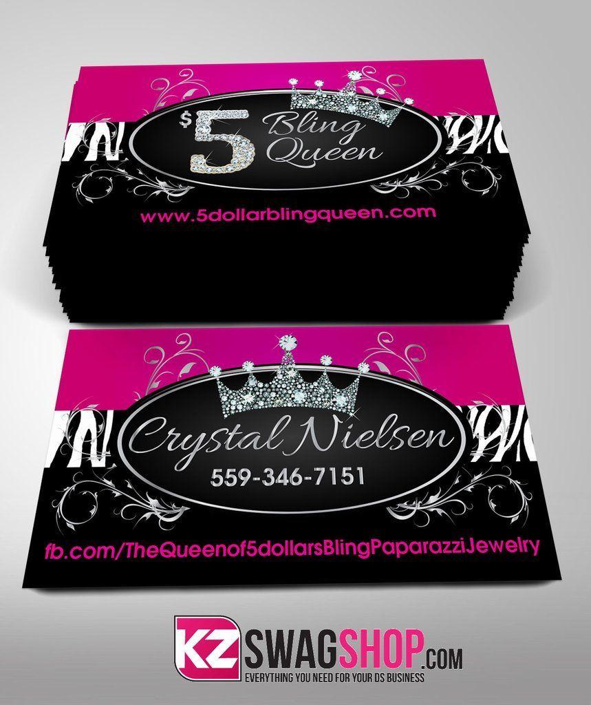 Paparazzi jewelry business cards style 6 paparazzi 500 paparazzi jewelry business cards style 6 colourmoves