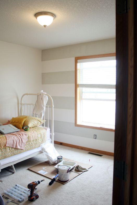 Iheart Organizing Catherine S Birthday Surprise Bedroom Makeover Home Wall Colour Modern Cabin Interior Baby Room Decor