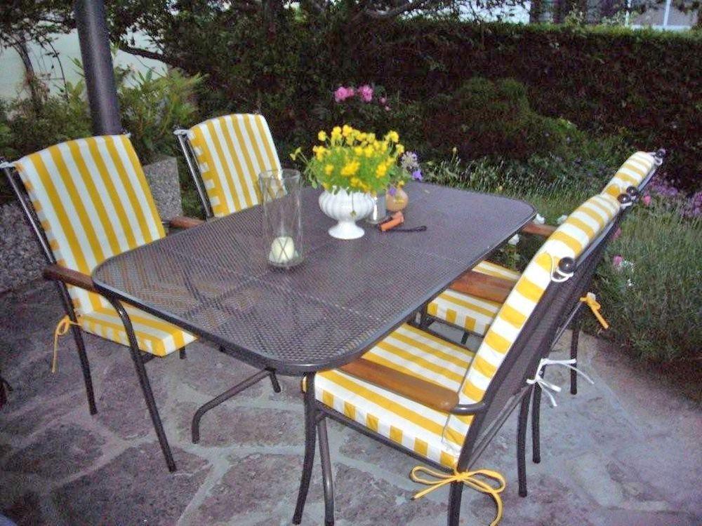 Auflagen für Gartenmöbel, Stuhlpolster,Gartenpolster nach Maß
