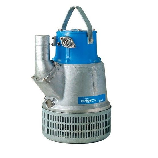 Flygt Bibo Submersible Pump 8 Units Available Model 2066 171 230 X2f 460v 3 Phase 2 4 Hp Industrial Pumps Gold Mining Equipment Submersible Pump
