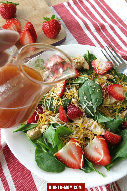 Red Wine Vinaigrette Dressing Layered Salad Recipes Fruit Salad Recipes Pasta Salad Recipes [ 1500 x 1000 Pixel ]