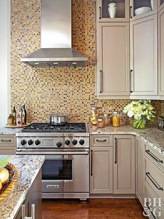 Kitchen Backsplash Ideas Kitchen ideas Pinterest Backsplash