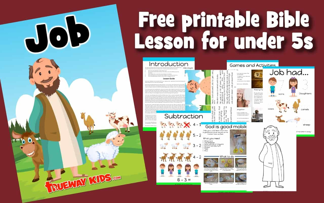 Help you child explore the book of job through free