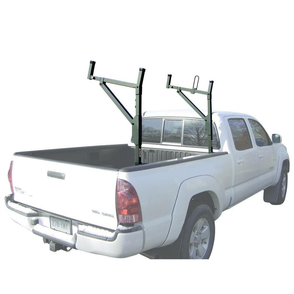 250 Lb Capacity Contractor Grade Steel Ladder Rack