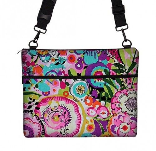 MacBook Case Laptop bag for 13 15 17 or 13 Air Womens funky floral ... b09866b51