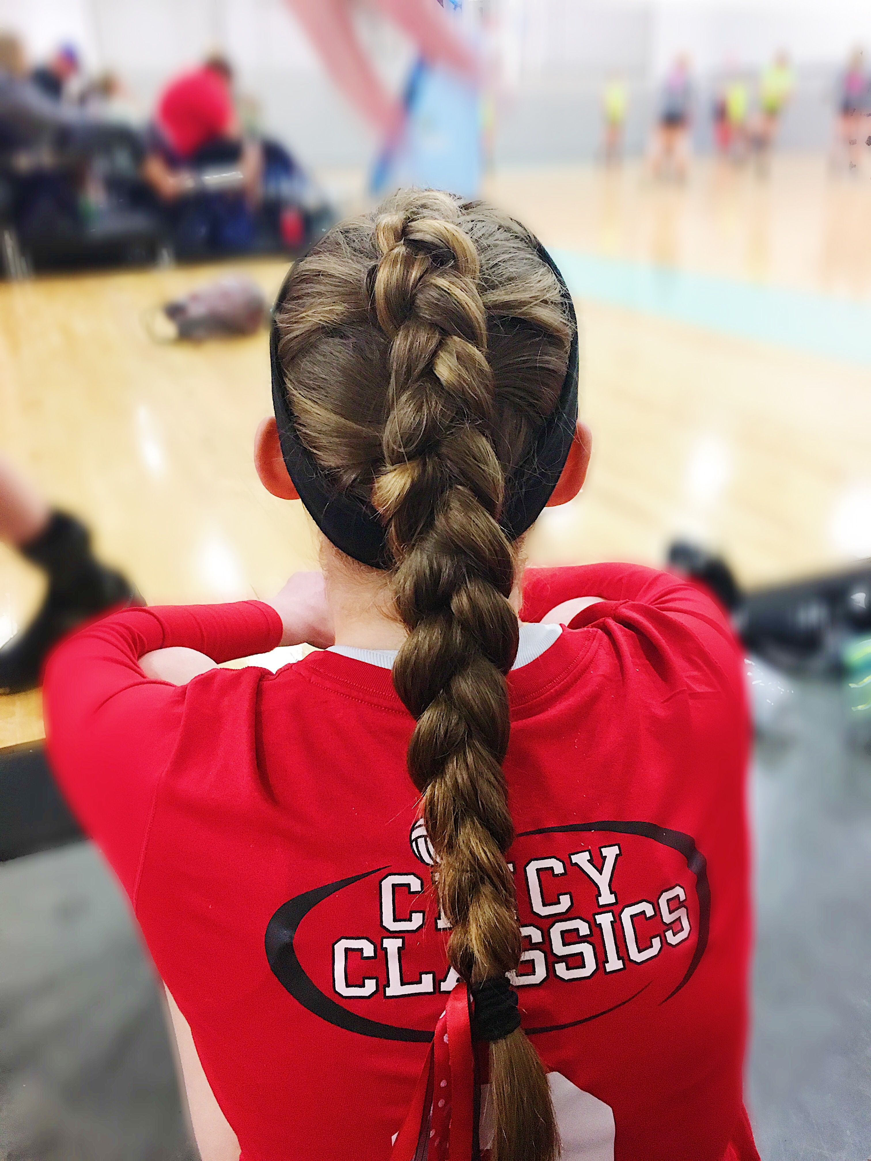 Pin On Sporty Hairstyles