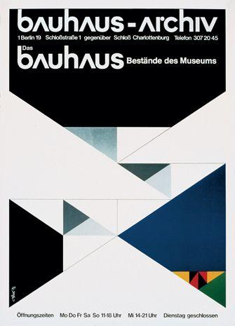 Bauhaus Charlottenburg walter allner bauhaus graphics and typography