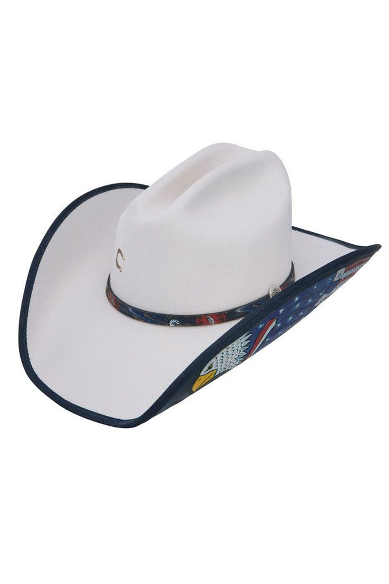 how to clean a white felt cowboy hat