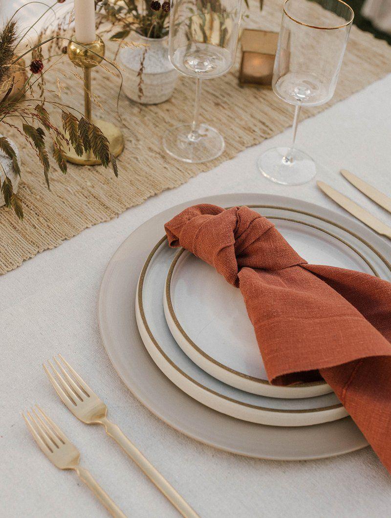 Flatware Rental Bundle For Weddings Los Angeles Ca Greystone Table In 2020 Tableware Design Small Plates Serving Platters