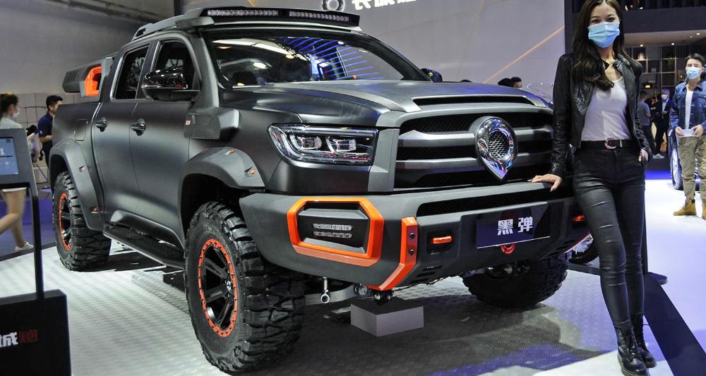 غريت وول بلاك بوليت 2021 الجديدة بالكامل وحش الطرقات الوعرة القادم من الصين موقع ويلز Black Bullet Suv Car