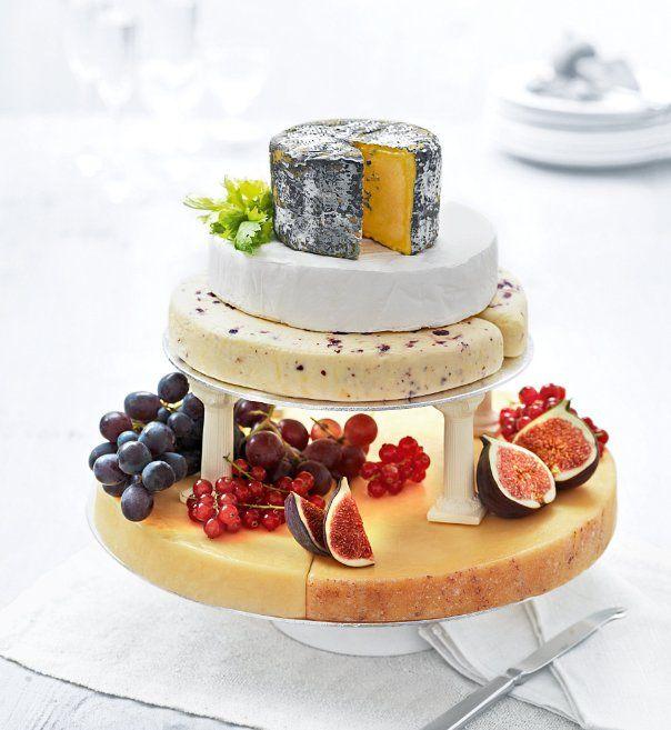 Small Cheese Celebration Cake