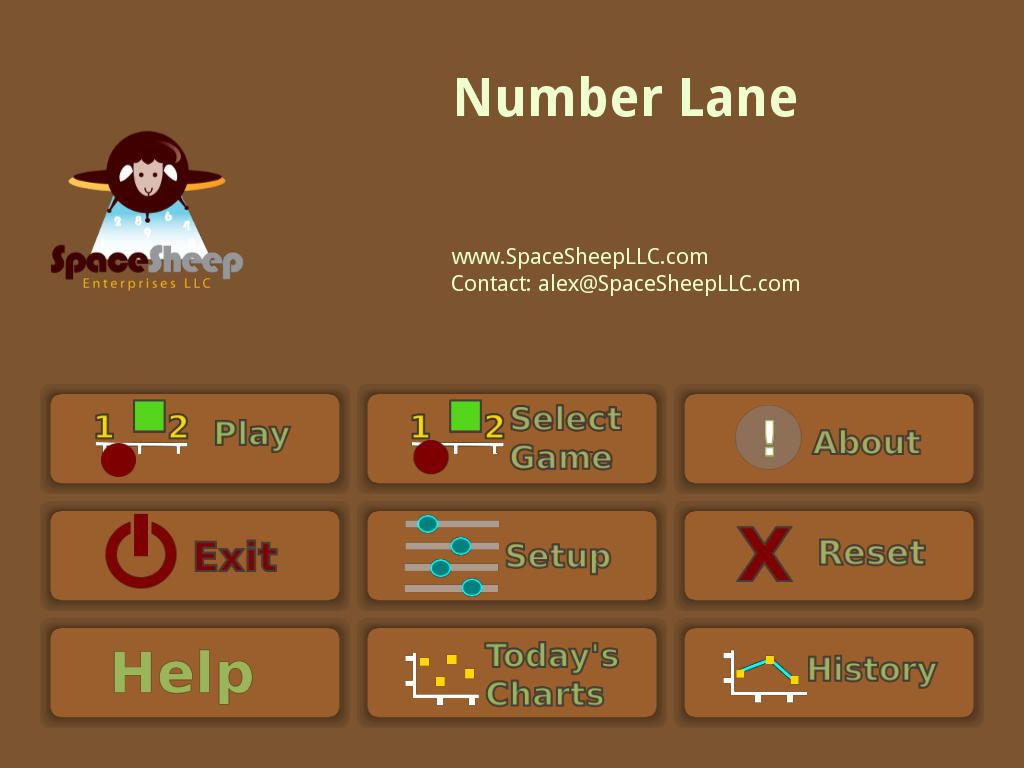 Number Lane Education Spatial Relationships Math Numbers [ 768 x 1024 Pixel ]