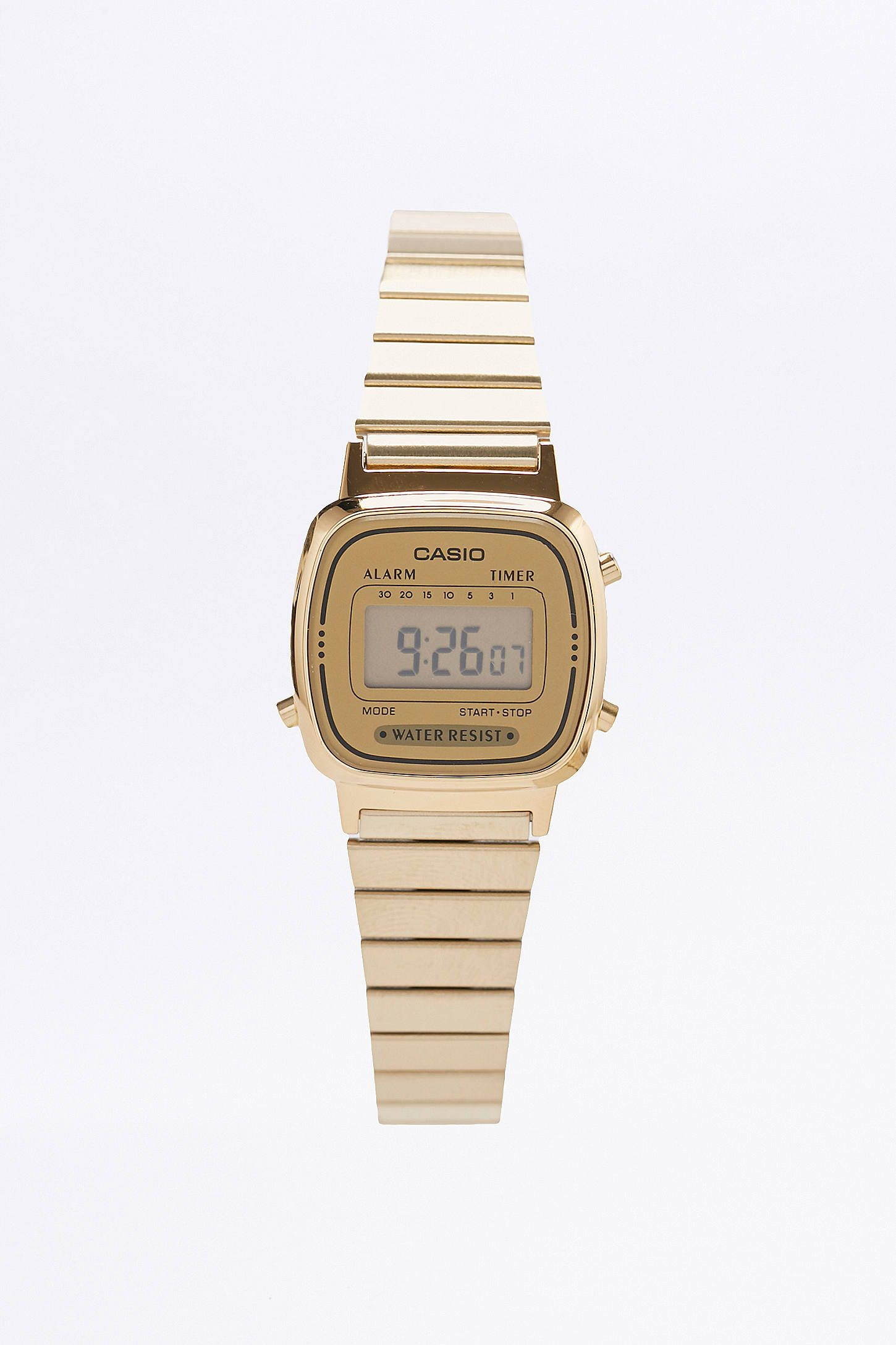 Shop Casio Gold Face Watch At Urban Outfitters Today We Carry All The Latest Styles Colours And Brands For You To Choose Fr Casio Gold Casio Gold Watch Casio