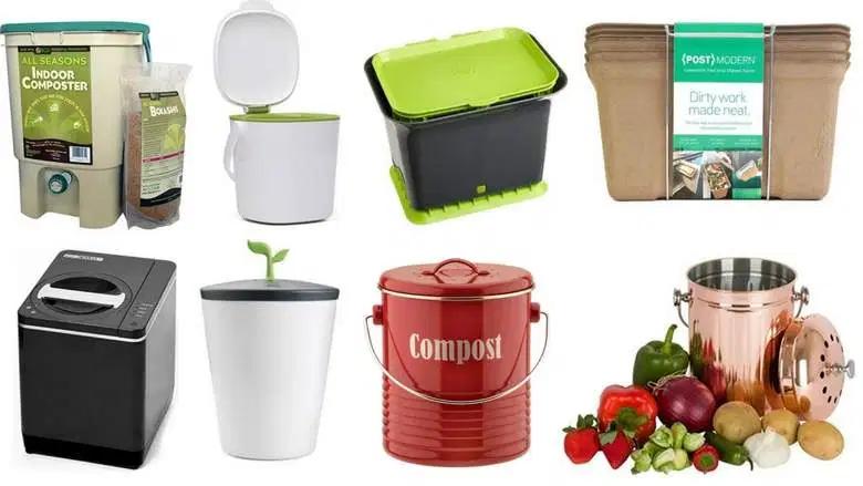 13 Best Kitchen Compost Bins Compare Buy Save 2019 Heavy Com Kitchen Compost Bin Compost Bin Compost