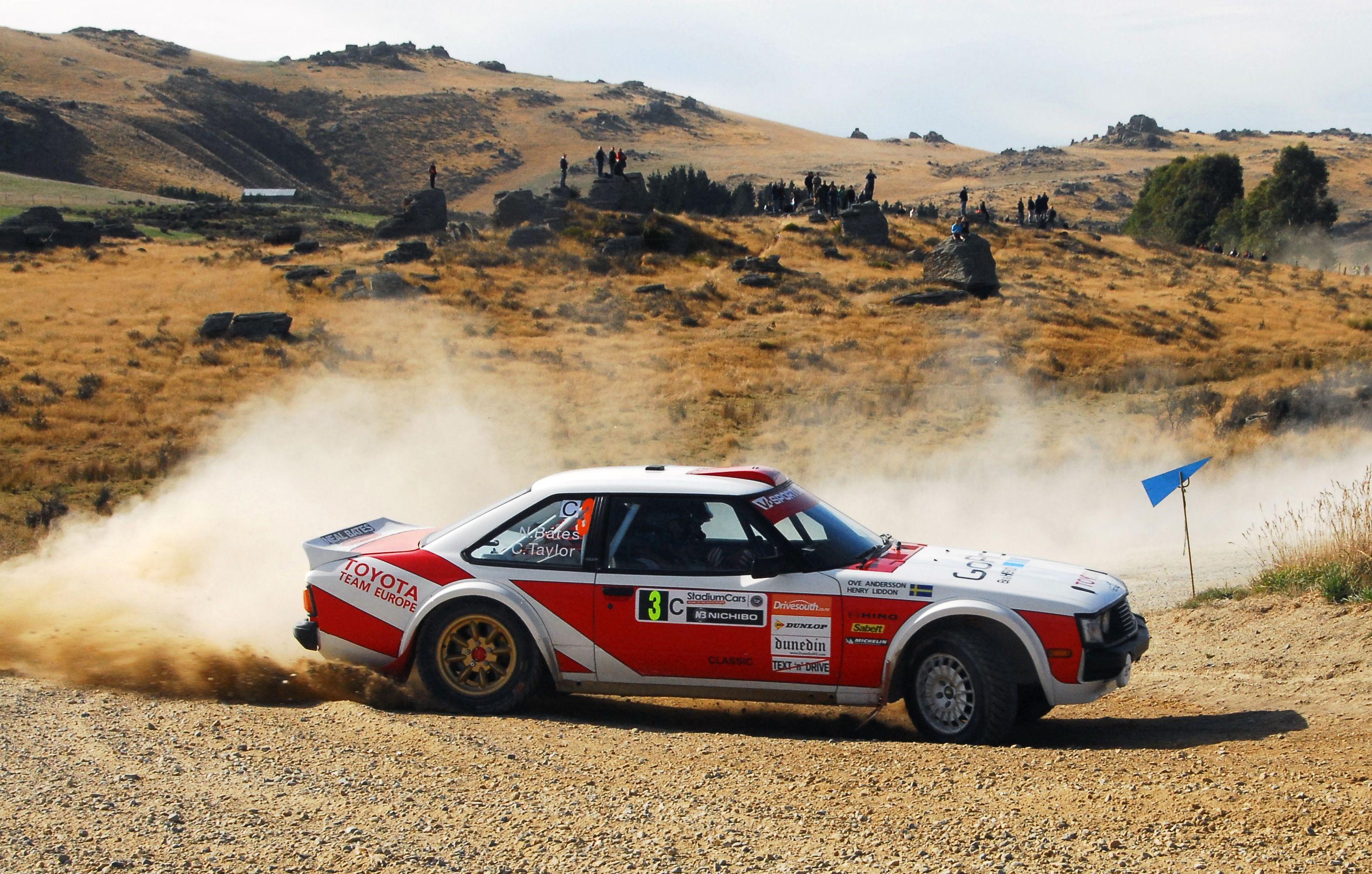 Toyota Celica (TA40) Coupé Rally Car | Classic Cars | Pinterest ...