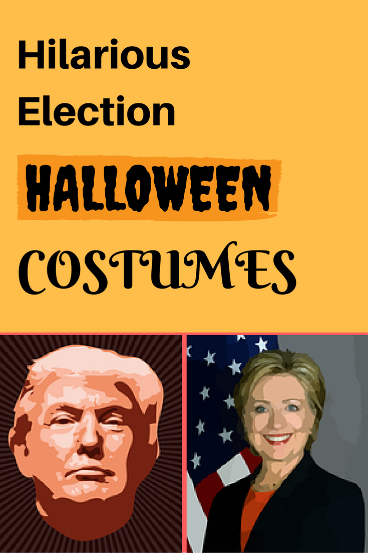 Best Political Halloween Costumes 2020 Pin on Halloween