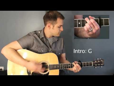 ▶ How Great Is Our God - Chris Tomlin - Video Tutorial with Chord Chart - YouTube