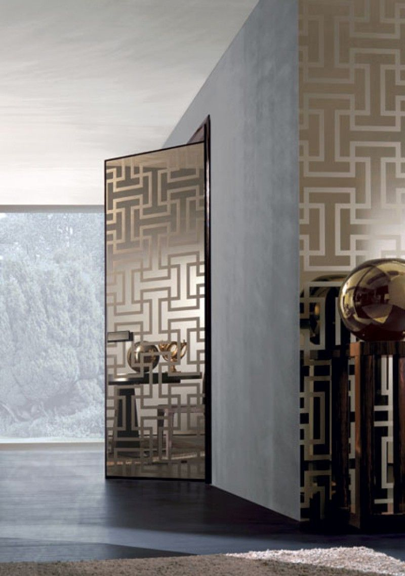 Art deco door by fratelli longhi doors pinterest doors deco