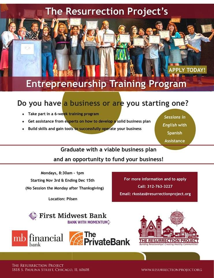 Do you dream of starting your own business or already have