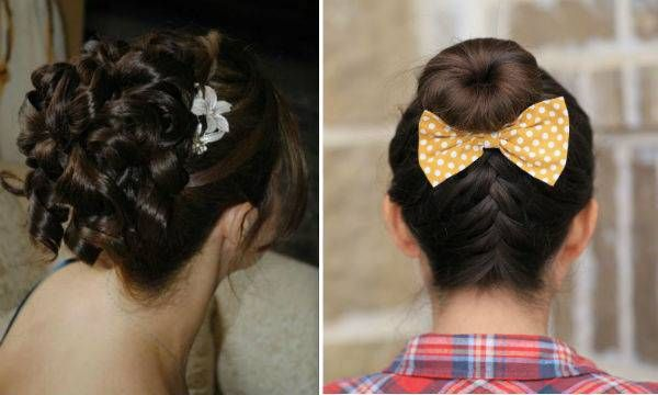 Summer Hairstyle #prom hairstyles