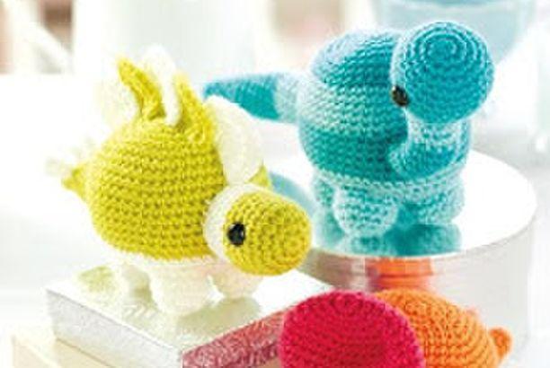 Free Dinosaurs Crochet Pattern Free Amigurumi Patterns Crochet
