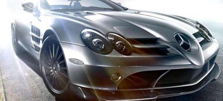 Mercedes Benz SLR Mclaren 722,Top Speed ,Price ,Specifications