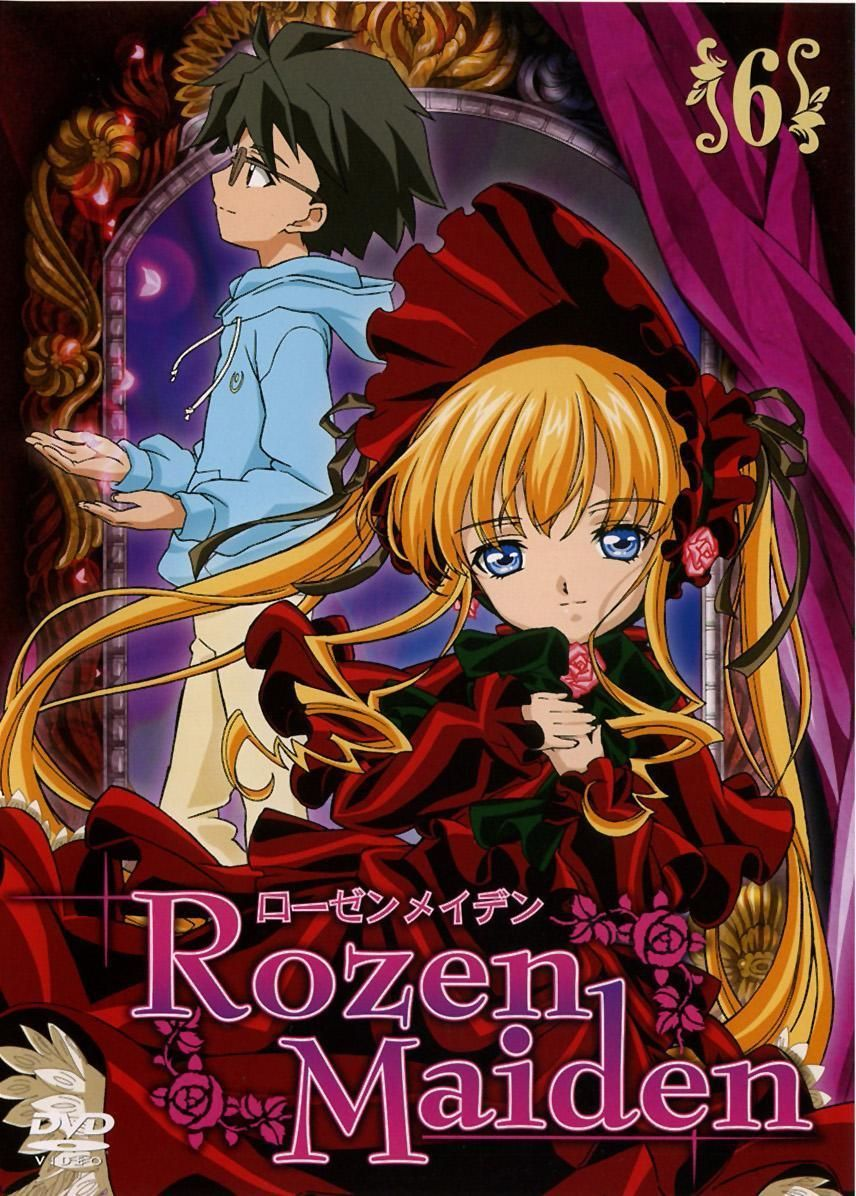 Rozen Maiden /// Genres Action, Comedy, Drama, Magic