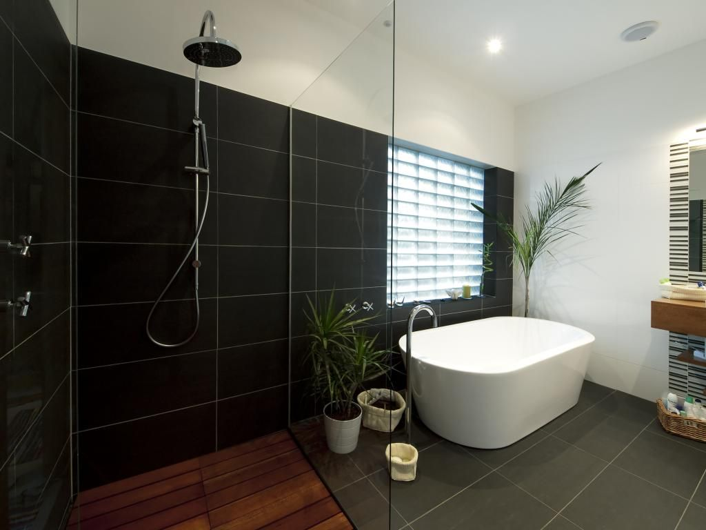 1 mln bathroom tile ideas bathrooms pinterest for Bathroom ideas kerala