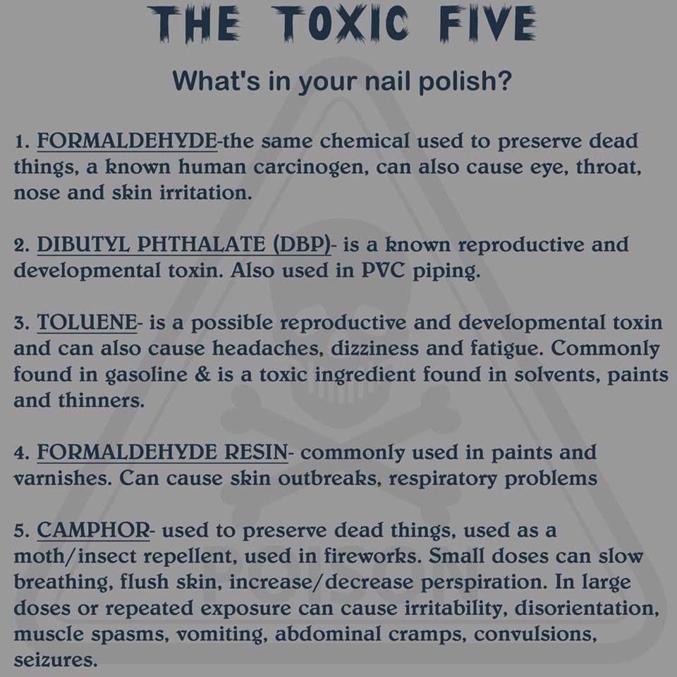 Say NO to the toxic 5 with Jamberry nail wraps. www.carterzjamz ...