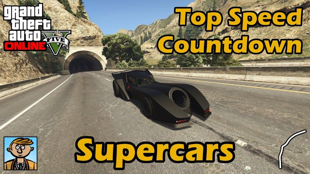 Broughy1322 Fastest Supercars 2018 Gta 5 Best Fully Upgraded Game Ps4 Grand Theft Auto V Cars Top Speed Countdown Grandtheftautov Gtav Gta5 Grandtheftauto Gtaonline Grandtheftauto5 Games