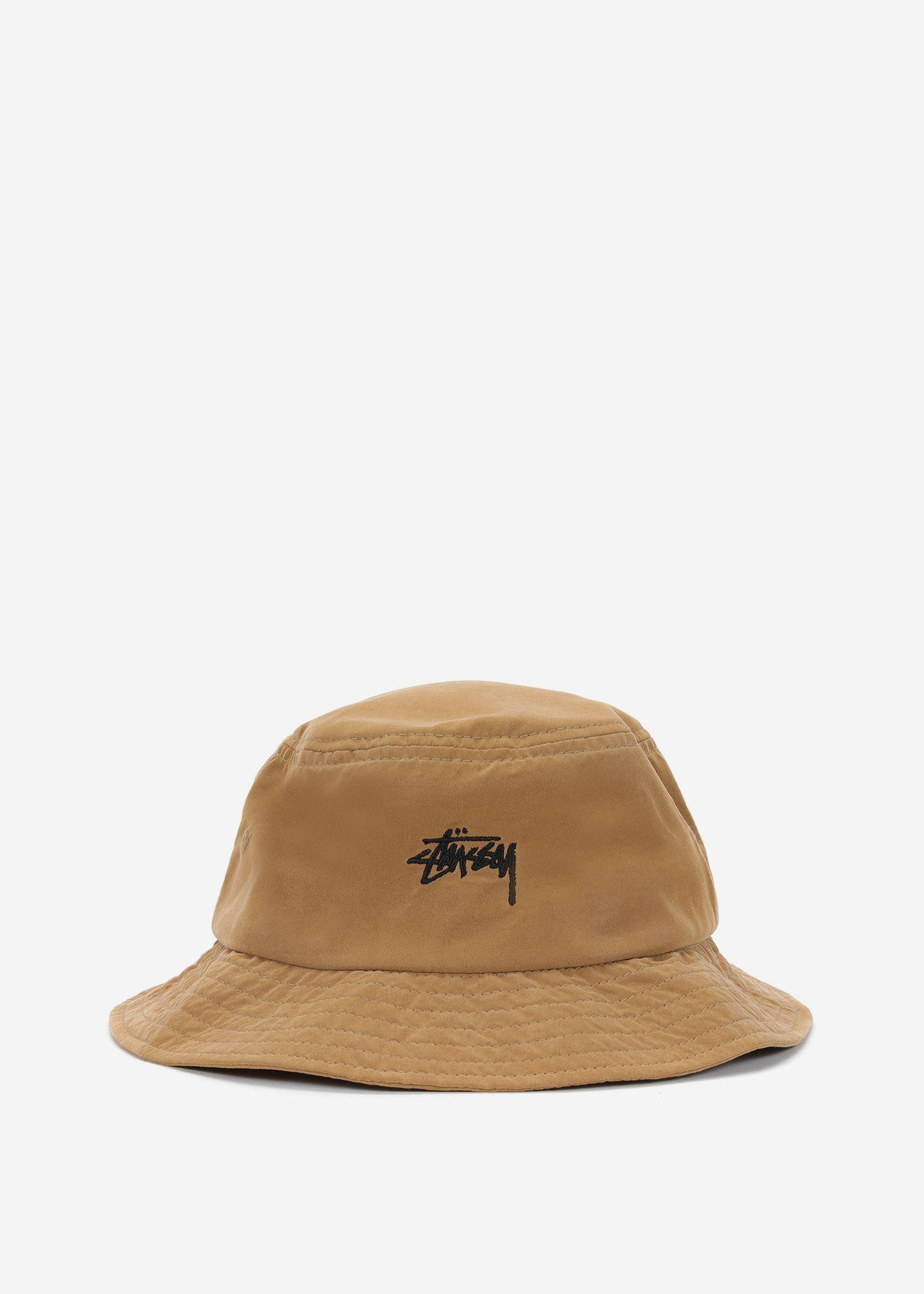 a73b4d91945 STUSSY STOCK BUCKET HAT.  stussy