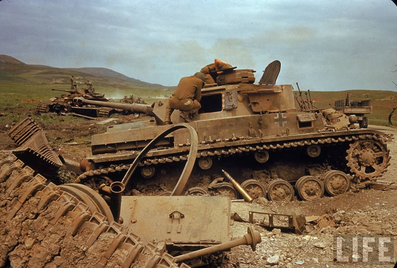Stripped & Scrapped - What Happened to WW2 German Armour