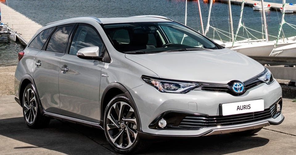 The Toyota Auris Touring Sports Freestyle Edition Takes A Rugged Roach To Corolla Wagon At 2017 Frankfurt Motor Show