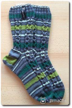 Photo of Sockenalphabet – N wie … Nobbi! Heute zeige ich euch die nächsten Socken au…