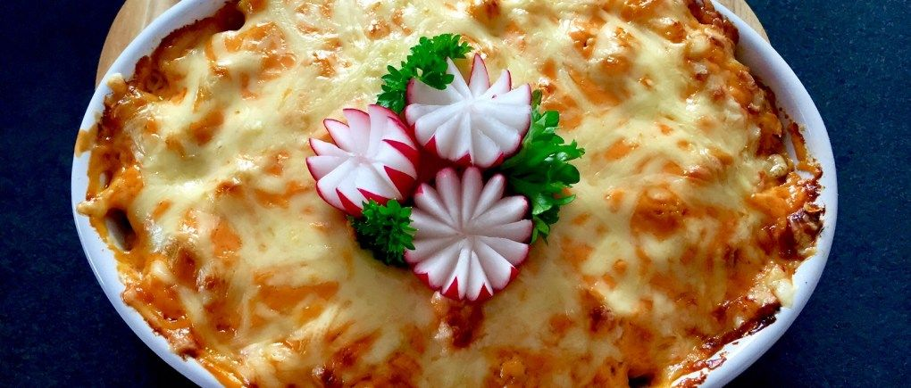 Kebabowa Zapiekanka Makaronowa Blog Z Apetytem Food Desserts Gyros