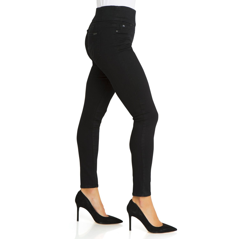 23976b174e6809 Women's Jordache Callie Wide-Waistband Pull On Jeggings #Callie, #Jordache,  #