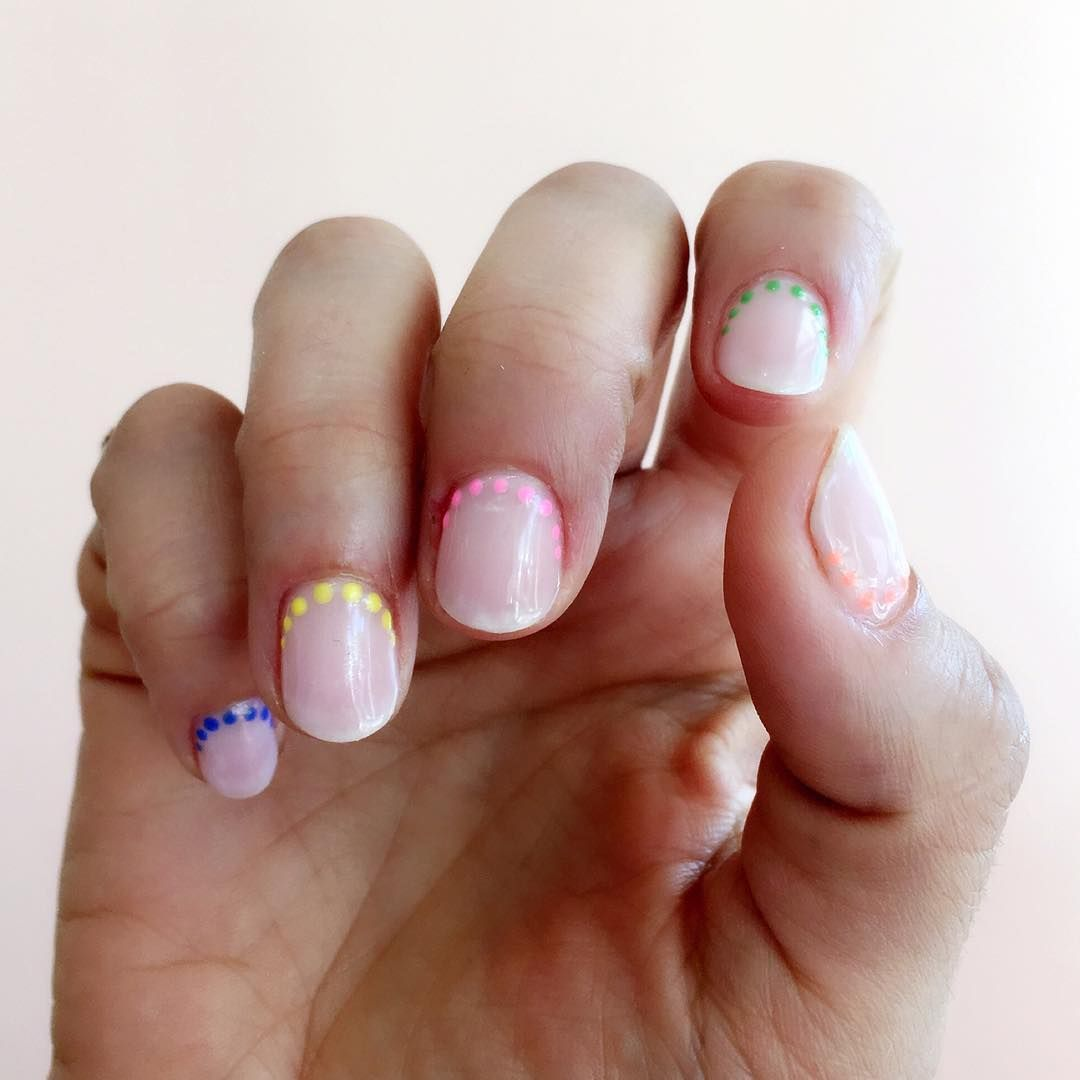 Rainbow Nails - Spa Treatments - Spa - DailyBeauty - The Beauty ...