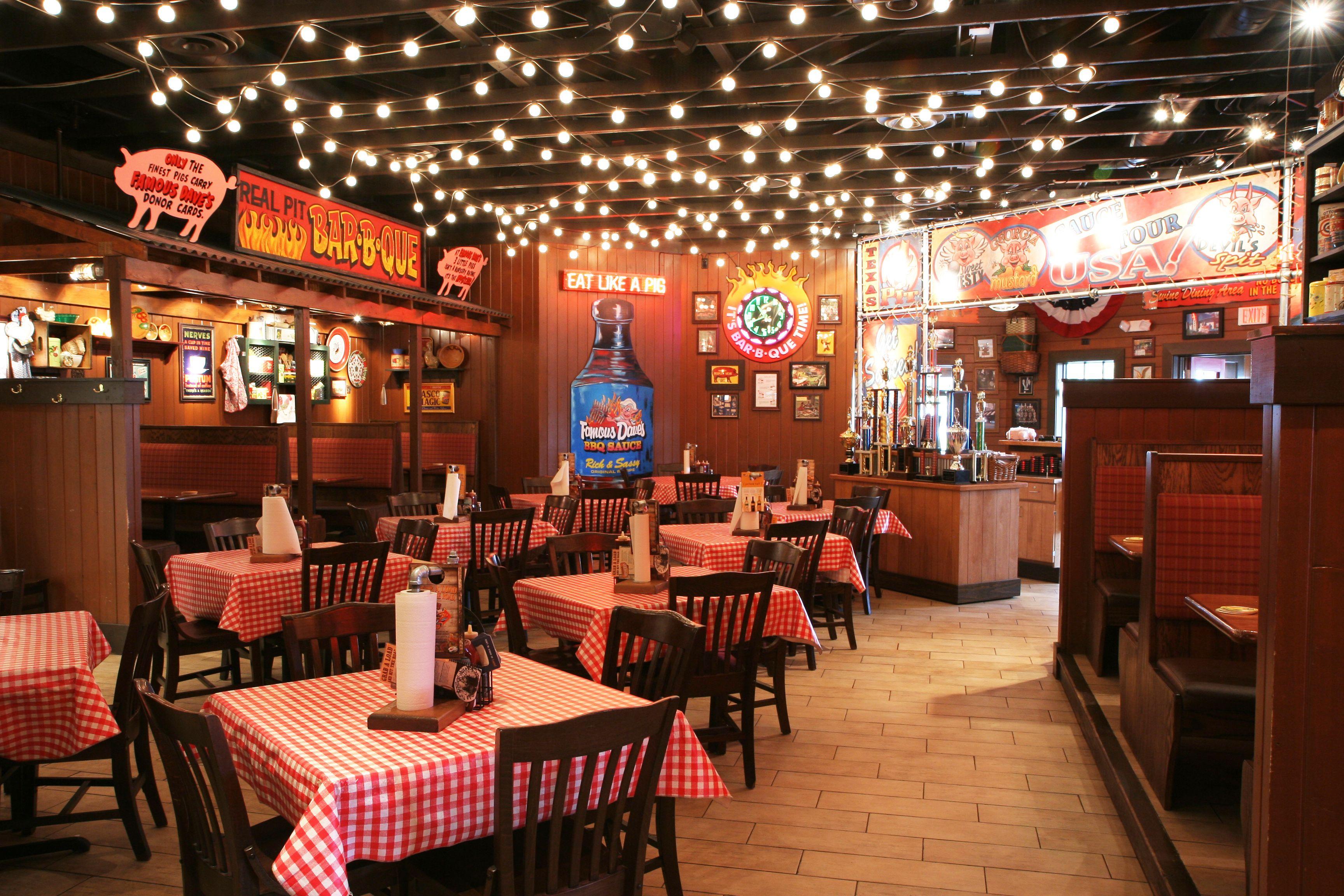 Famous Daves Famous daves, Restaurant recipes, Restaurant